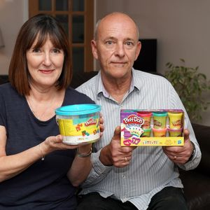 Couple left stunned after Sainsbury's swap dinner set they ordered for Play-Doh and claim it's the 'closest substitute'