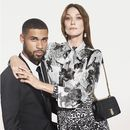Ruben Loftus-Cheek links up with Burberry to become fashion model as Nicolas Sarkozy's ex-wife Carla Bruni on his knee