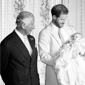 Prince Harry and Prince William post sweet throwback snaps of Prince Charles with Archie and Louis to mark 71st birthday