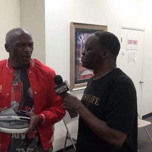Floyd Mayweather Sr claims he has no idea who KSI is.. despite training YouTuber last year for Logan Paul fight