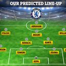 How Chelsea will line up against Crystal Palace with Kante replacing banned Jorginho and Mount set for late fitness test