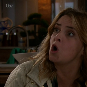 Emmerdale's Charity Dingle rejects Cain's seduction attempt as fans cheer
