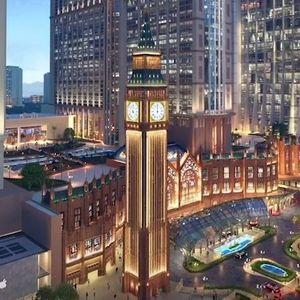 David Beckham is set to open a new hotel called The Londoner in Macau