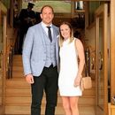 Who is Alun Wyn Jones' wife Anwen, when did the Wales Rugby star marry her and how many kids does SPOTY nominee have?