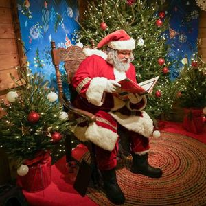 Sun writers travel all over Britain to visit Santa and find the best grottos this Christmas