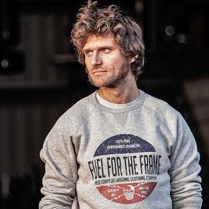 Guy Martin sets out to recreate Steve McQueen's jump over barbed wire fence in The Great Escape