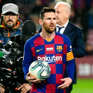 Lionel Messi snatches ANOTHER record from Cristiano Ronaldo after grabbing La Liga record 35th hat-trick