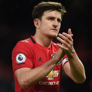 Furious Man Utd fans turn on Harry Maguire and claim they were robbed by Leicester after Everton draw