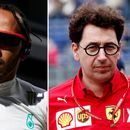 Ferrari 'flattered' by Lewis Hamilton interest in quitting Mercedes for them in 2021