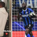 Lukaku 'has two Milan flats' with one for his mum and baby son and one so ex-Man Utd striker can focus on football