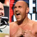 Dana White tells Tyson Fury he wants Gypsy King to switch to UFC after ending war of words