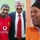 Kleberson was 'tricked' into joining Man Utd by a broken promise from Ronaldinho