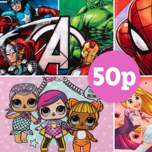 B&M is selling LOL Surprise and Spiderman ponchos – and they're only 50p