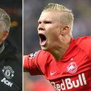 Man Utd transfer boost as Solskjaer meets top target Erling Haaland in Salzburg