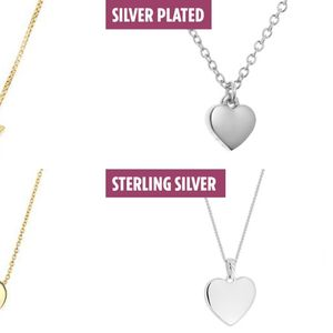 Here's how to tell real gold and silver jewellery from cheap copies – and which ones will turn your skin green