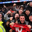 Man Utd have second best away fans in Premier League while Chelsea's travelling support seriously need to up their game