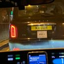 "Cabbie investigated after taking fares with licence plate which threatens to ""Kill Uber"""