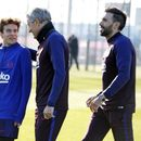 New Barcelona manager Quique Setien immediately calls up youngster Riqui Puig as he takes first training session