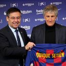 Quique Setien was 'walking past cows in the village' before Barcelona made shock approach