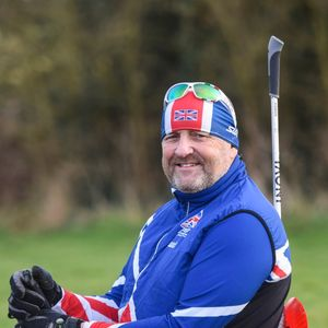 Disabled army veteran to ski 3,384 miles in three countries for charity to help fellow injured comrades