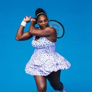 Serena Williams jokes her daughter is more interested in Play-Doh than her tennis play