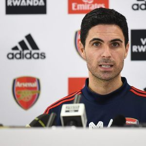 Arsenal boss Mikel Arteta admits failing to qualify for Europe would be a major worry for the Gunners