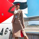 Emirates flight attendant who became Instagram sensation with jet set lifestyle says she QUIT because job was 'robotic'