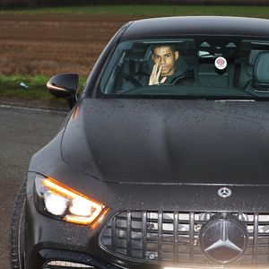 Rashford drives to training days after being chauffeured into Carrington as Man Utd striker recovers from back injury