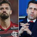 Pablo Mari arrives in London ahead of Arsenal transfer as Edu chaperones defender from Rio to complete deal