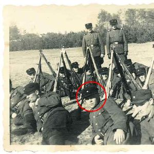 Devil Next Door's John Demjanjuk 'pictured at Sobibor Nazi death camp where he slaughtered 28,000 Jews in unseen pics'