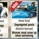 Brits on all-inclusive holiday shocked to find resort was taken over by Islamic company who banned booze
