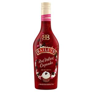 Bailey's red velvet cupcake flavour is now being sold in Asda and Tesco