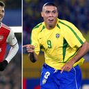 Ronaldinho hails Arsenal sensation Gabriel Martinelli as the next Ronaldo and tips him to become the best in the world