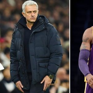 Jose Mourinho urged Tottenham players to follow 'serial winner' Kobe Bryant's example when he became manager