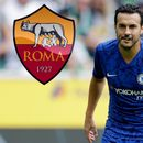 Roma offer Pedro contract as star becomes free transfer this summer when his Chelsea deal expires