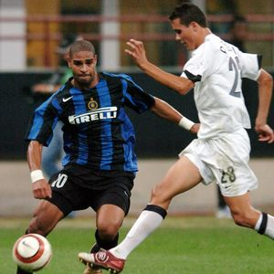 Brazil legend Adriano was a hero at Inter Milan, but when his dad died he went off the rails and turned to drink