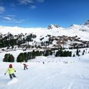 Head down to Le Plagne for the best skiing, food & chalets France has to offer