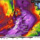 UK weather – FOUR DAYS of 'danger to life' weather warnings as Storm Dennis set to batter Britain with wind and floods