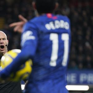 Full-scale of ref Anthony Taylor's blunders during Chelsea vs Man Utd clash emerge with FOUR of five big decisions wrong