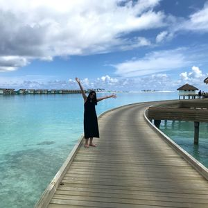 Magical Maldives has everything on offer — from music to exotic marine life