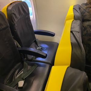 Ryanair passenger pays extra for seat by a window – only to find there isn't one