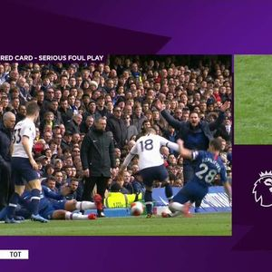 VAR referee David Coote blunders in TWO Prem games on same day as Chelsea boss Lampard blasts missed 'leg-breaker'