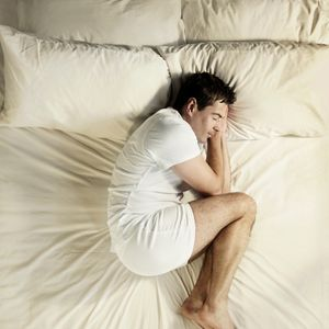 The position we sleep in reflects our personalities from social butterflies on their front to anxious people in a cocoon