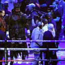 Deontay Wilder's trainer suggests 'heavy' ring walk outfit could be to blame for Tyson Fury loss