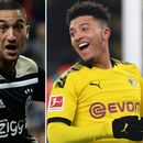 Man Utd decided against rivalling Chelsea for bargain Ziyech transfer to pursue Sancho, Maddison and Grealish