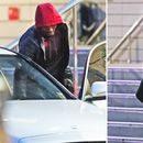 Odion Ighalo leaves Lowry Hotel as staff fears over coronavirus are eased despite Man Utd star's ban from Carrington