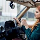 Drinking coffee or water while driving could see you hit with £5,000 fine and nine penalty points