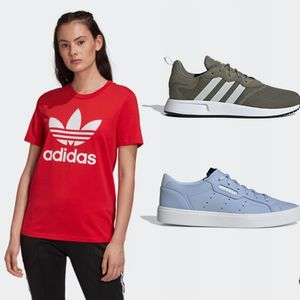 Adidas has launched a mid-season sale with savings of up to 50%