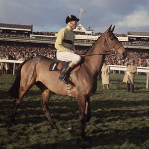 Number 4: Arguably the best of all time who won the Gold Cup three times in a row in the 60's