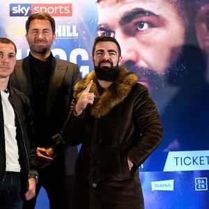 Quigg vs Carroll: Start time, TV channel, live stream and undercard featuring Hughie Fury at Manchester Arena